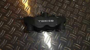 Tokico 4 zuiger remklauw gebruikt